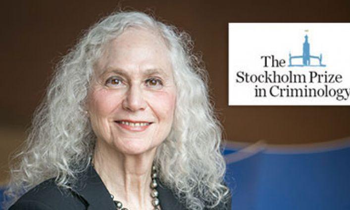 2016 STOCKHOLM PRIZE IN CRIMINOLOGY AWARDED TO JOHN JAY COLLEGE PROFESSOR