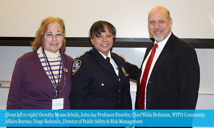 John Jay Hosts The 2nd Annual Women In Law Enforcement Symposium