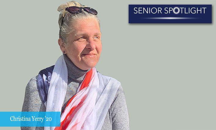 Senior Spotlight: Christina Yerry '20 Inspires All Those Around Her to Reach their Full Potential