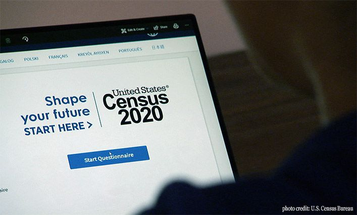 John Jay's Zhanay Thomas '23 Increases Efforts to Get a Complete Count for the 2020 Census
