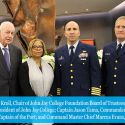 John Jay 9/11 Tribute Ceremony Honors Our Fallen Heroes