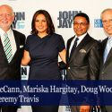 Alumnus Jim McCann, Actress and Advocate Mariska Hargitay, and the Ford Foundation Honored at John Jay College's 50th Anniversary Gala