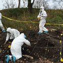 Forensic Dig is No Mere Walk in the Park