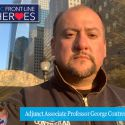 Front-Line Heroes: Adjunct Associate Professor George Contreras Advocates for the Mental Health of EMS Practitioners