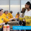 Community Outreach and Service Learning Hosts Their First Friendsgiving