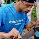 Jesse Funtleyder '21 Volunteers in Puerto Rico with CUNY Service Corps