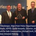High Point Police Department Receives 2016 Herman Goldstein Award for Excellence in Problem-Oriented Policing