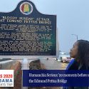 Honors 2020 Alabama Civil Rights Trip: Humanchia Serieux '20 Connects Her Caribbean Ancestry to the Civil Rights Movement