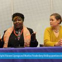 Fainess Lipenga and Martina Vandenberg Shine A Spotlight On Labor Trafficking