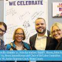 President Karol V. Mason Hosts a Latinx Heritage Month Celebration