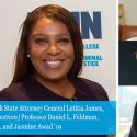 John Jay Faculty and Alumni Recount Their Connections with New York State Attorney General Letitia James