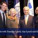 Scholarship Celebrates Legacy of Former President Lynch