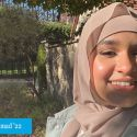 Environmental Action: Eqra Muhammad '22 Educates Others on the Importance of Taking Care of the Planet