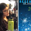 Research & Creativity Week: Karen Argueta ('18) is Producing a Podcast for Young People's Stories