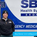 Front-Line Heroes: EMT Rosa Jimenez '20 Helping Save Lives in the Bronx