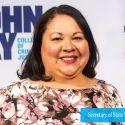 N.Y. Secretary of State Rossana Rosado Will Earn Her Master's Degree in Criminal Justice From John Jay's Online Program