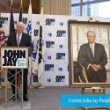 "Former President Jeremy Travis Honored with a Portrait for the ""Hall of Presidents"""