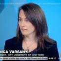 Professor Monica Varsanyi Speaks About U.S. Immigration Policy on Al Jazeera America