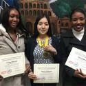 Competition Winner Monica Zambrano Saquicela ('18) Confidently Pursues a Public Service Career