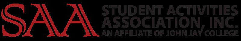 Student Activities Association logo.