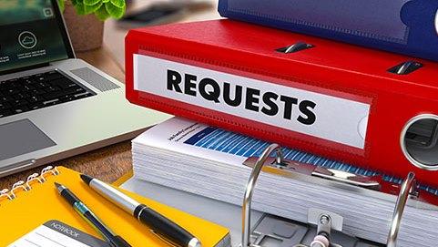 OIR Data Request Form